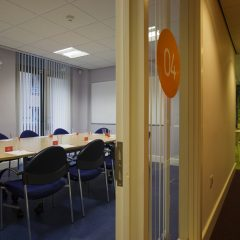 Training & Meeting Rooms